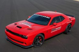 Dodge is sponsoring the new M1 Concourse in Pontiac, Mich., and
